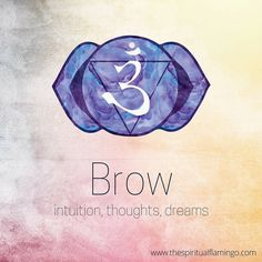 Time to move into some seriously mystic vibes with the brow chakra, which is also called third eye or Ajna. This energy centre is associated with intuition, imagination, wisdom, but also the ability to think clearly and make decisions. On the downside, the brow chakra is the one affected by stress and negative thought patterns. Take a look at the simple tips below to help balancing out this chakra in stressful times. Position: forehead in the middle of the eyebrows Associated functions…