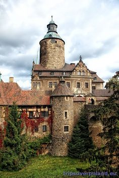 Castles in Poland - Czocha photos on Fotopedia - Images for Humanity