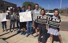 Pro-Life Students at Hundreds of Schools Walk Out to Protest Babies Dying in Abortions