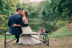 wedding, newlyweds, lake, wedding, dress, bride, groom, wedding photo, beautiful wedding, wedding example, wedding decoration.
