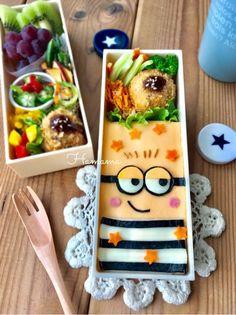 Top 10 Tips For Getting Children To Eat Healthy Food - Healthy Living Land Cute Bento Boxes, Bento Box Lunch, Comida Disney, Kawaii Cooking, Kawaii Bento, Bento Recipes, Western Food, Food Humor, Cute Food