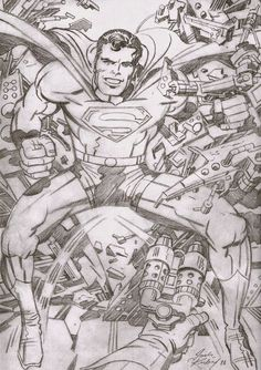 Jack Kirby - Superman