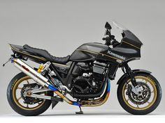 Racing Cafè: Kawasaki ZRX 1200 DAEG Custom by BEET