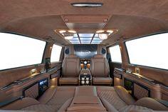 Mercedes Benz Vito / V Class VIP Design VVD1008