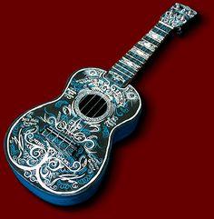 ukulele art - Google Search