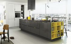 The new SieMatic S3 kitchen_