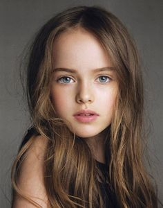 """ Kristina Pimenova, Russian Child Model Chosen ""Most Beautiful Girl In The World"" When She Was Nine Years' Old!"