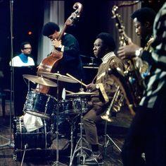 themaninthegreenshirt:  Art Blakey and the Jazz Messengers 1968