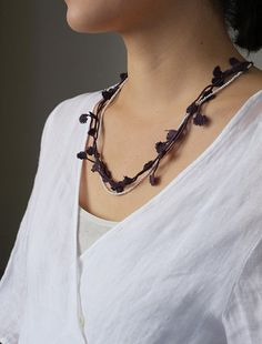 [Envelope Online Shop] Necklace・HARAPPA