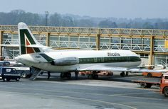 Alitalia Caravelle