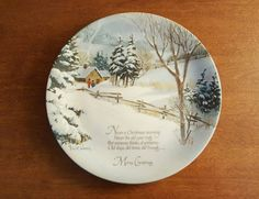 Check out this item in my Etsy shop https://www.etsy.com/listing/258812156/vintage-robert-laessig-winterscene