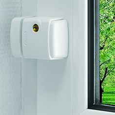 ABUS Fenster-Zusatzschloss FTS3003, weiß, 28409