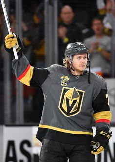 31. Vegas Golden Knights: William Karlsson, 78 points (2017-18) Lv Golden Knights, Golden Knights Hockey, Las Vegas Knights, Marc Andre, National Hockey League, Hockey Players, Ice Hockey, Nhl, Boys