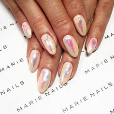 See this Instagram photo by @marienails • 54 likes
