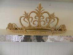 Dossel coroa Nayla luxo | Sollo Mimo Store | Elo7