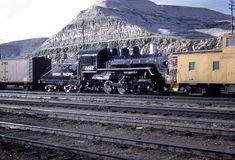 Union Pacific Steam - Don Strack Heritage Train, Union Pacific Railroad, Steam Railway, Train Pictures, Steam Engine, Steam Locomotive, Santa Fe, Trains, England