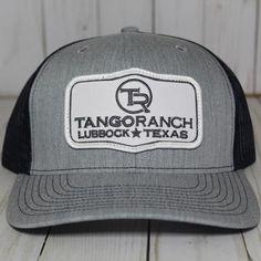 5cf66cc6 TR Cap - Heather Grey Circle Patch in 2019 | Tango Ranch Clothing ...
