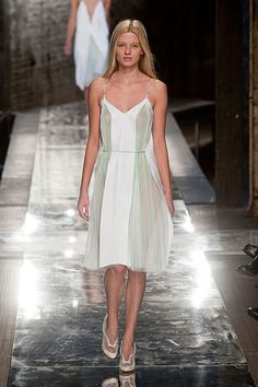 The Best Looks From London Fashion Week: Spring 2014 - Christopher Kane