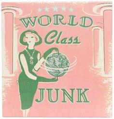 WORLD CLASS JUNK PETITE CIGAR BOX