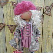 Магазин мастера Чертова Ольга: коллекционные куклы, куклы тильды, подвески, человечки, кухня