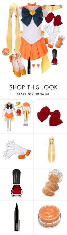"""""""Sailor Venus"""" by adventuretimekitty ❤ liked on Polyvore featuring Oribe, Lord & Berry, sailormoon and SailorVenus"""