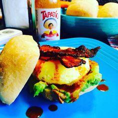 Glutenfree Breakfast Sandwich8
