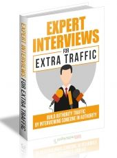 Expert Interviews For Extra Traffic (eBook)- Expert interview is an innovative way of producing and sharing information. In the ever changing interest and lifestyles of people today there are a lot of different ways of reaching an individual with the Marketing Digital, Content Marketing, Affiliate Marketing, Internet Marketing, Online Marketing, Success Video, Ebooks Pdf, Sales Letter, Writing A Book