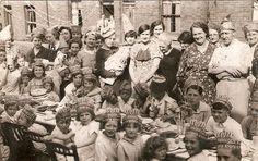Bermondsey, London 1937 street party