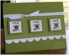 Hang In There WT166 by TreasureOiler - Cards and Paper Crafts at Splitcoaststampers