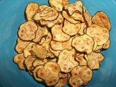 Sandy's Kitchen: Crispy Zucchini Chips