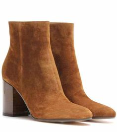 Suede ankle boots | Gianvito Rossi