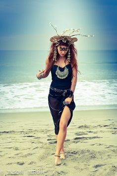 <3 her style! ~Neon Hitch