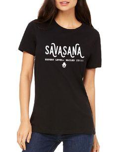 Savasana : Nailed It - Ladies Crew Neck Relaxed