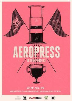 2014 UK Aeropress Championships