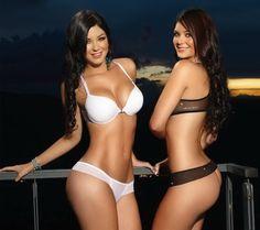 Davalos Twins Pics Colombia | Davalos Twins: Ma♕riana & Camila