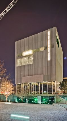 Wyly Theater -