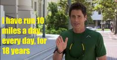 Interesting article on Compulsive Exercise.  Exercise and fitness is amazing, and something that everyone requires. But there is a point when fitness can turn into an obsession. Think Chris Traeger from Parks and Rec.  http://www.sparkpeople.com/resource/fitness_articles.asp?id=1542