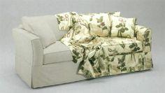 como hacer funda sofa                                                       …