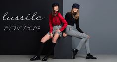 Γυναικεία Ρούχα Online 2013 στο e-shop της Lussile | Lussile.com