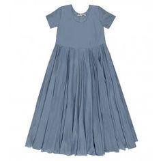 Blue Parachute Dress