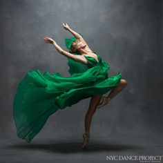 "NYC Dance Project Keenan Kampa, formerly with Mariinsky Ballet and currently starring in the film ""High Strung"""