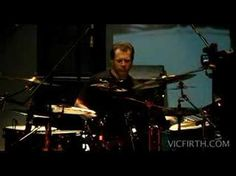 Dave Weckl Drum Solo - Drumtek, 2006 - One of the all time greatest. Drum Solo, How To Play Drums, All About Time, Drummers, Concert, Music, Sticks, Jazz, Youtube