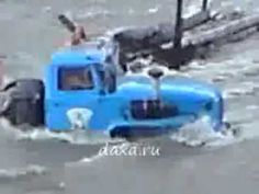 Russian version of iceroad truckers