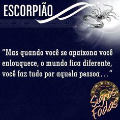 #Escorpião #signos