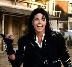 """MJ On set for a compilation of Video shorts by Michael the legend.""""Leave me Alone"""" """"Speed Demon"""" and one other I can't think of in 80's era:)"""