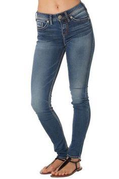 6130647a 22 Best Silver Jeans Co. Denim images | Silver jeans, Shoe boutique ...