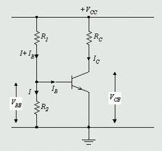 Figure 3. Amplifier class A.