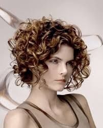 Short Curly Bob Hairstyles Enchanting 34 New Curly Perms For Hair  Hair Styles  Pinterest  Curly Perm