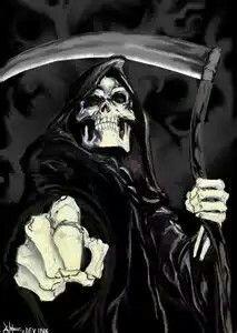 Grim Reaper DeviantArt