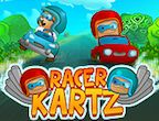 Racer Kartz - http://www.smallgamesbox.com/multiplayer/racer-kartz/